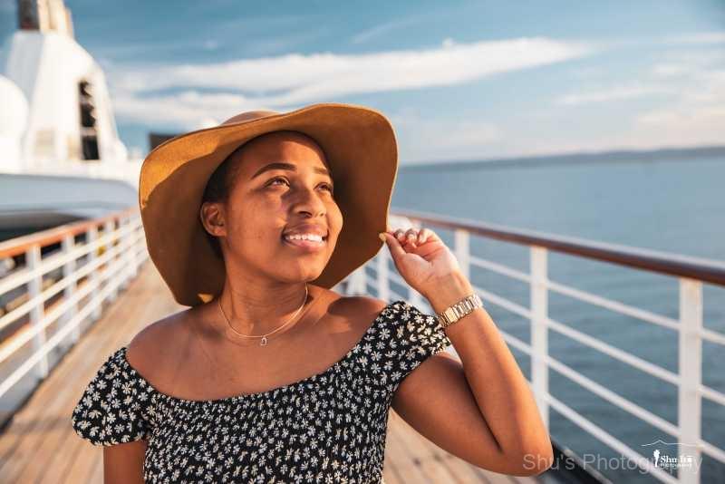 Portrait - Cruise ship, Maasdam