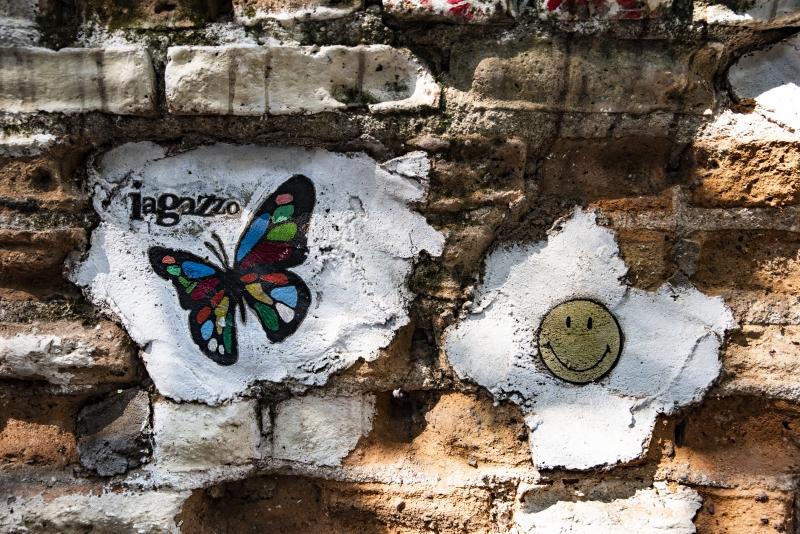 Street art - Chiang Mai