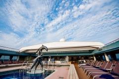 Deck 11, swimming pool