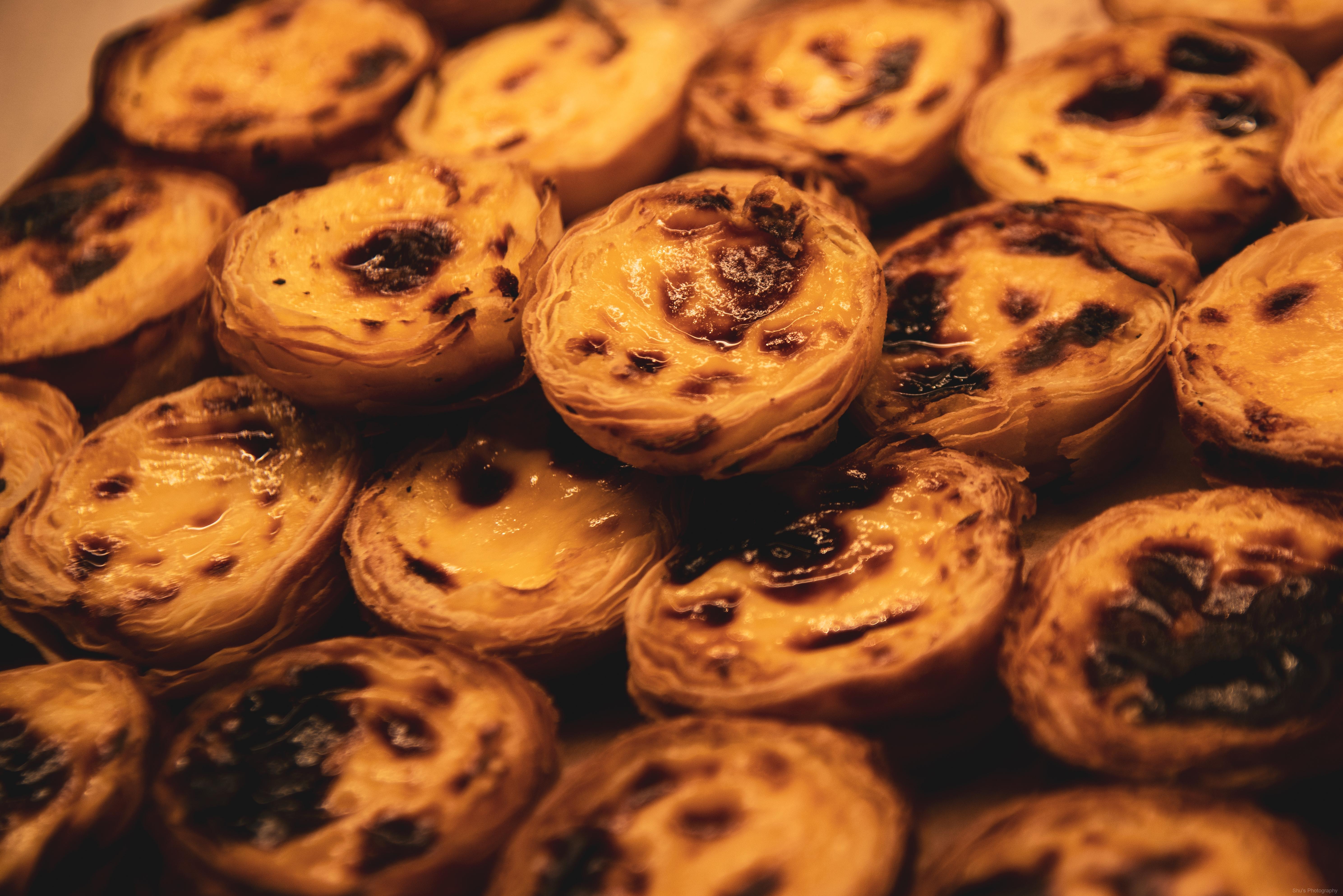 Custard Pie - Portugal