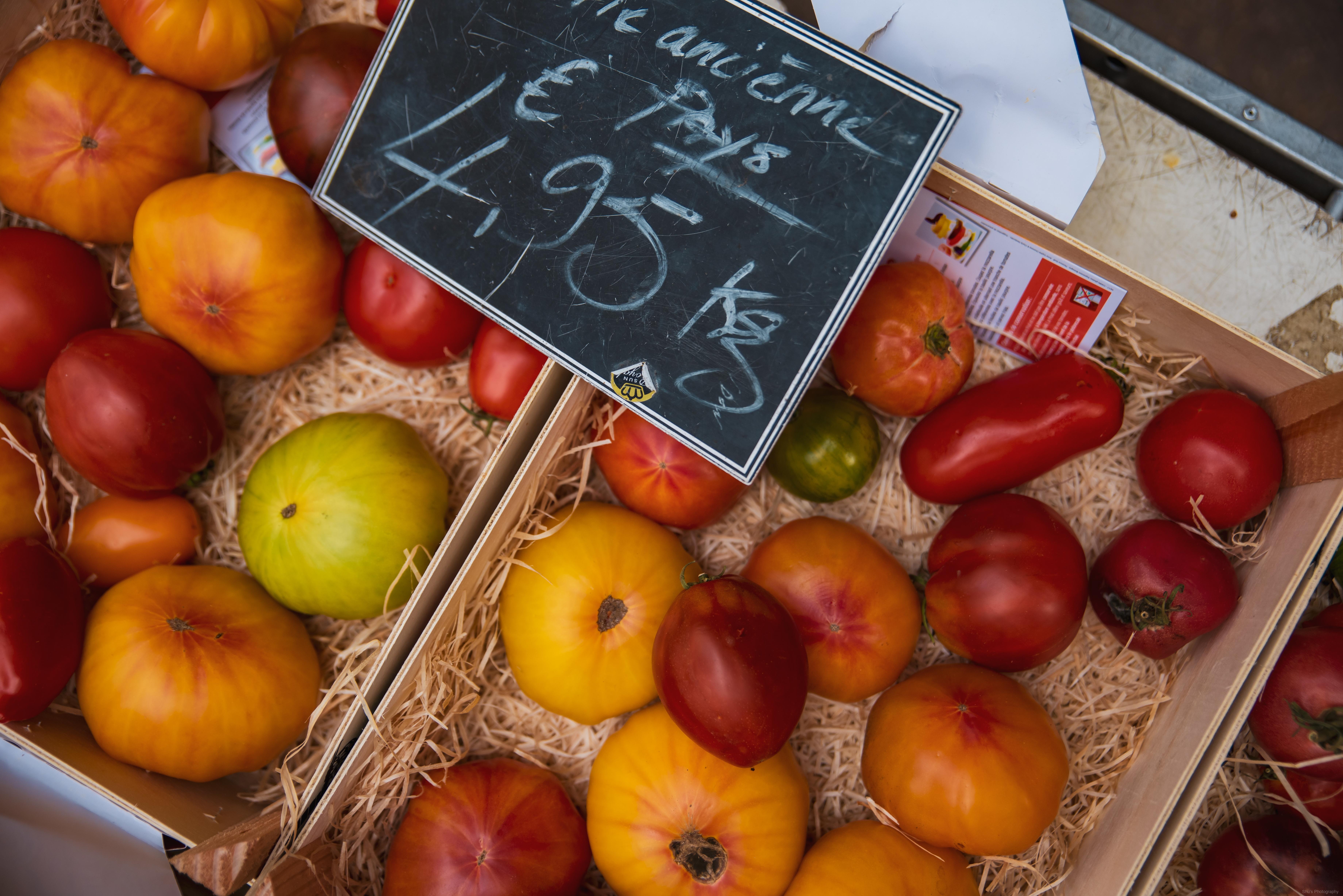 Vege market - Napoli, Italy
