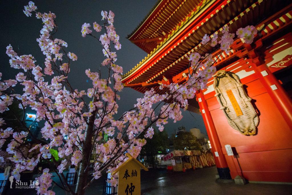 浅草寺 Senso temple